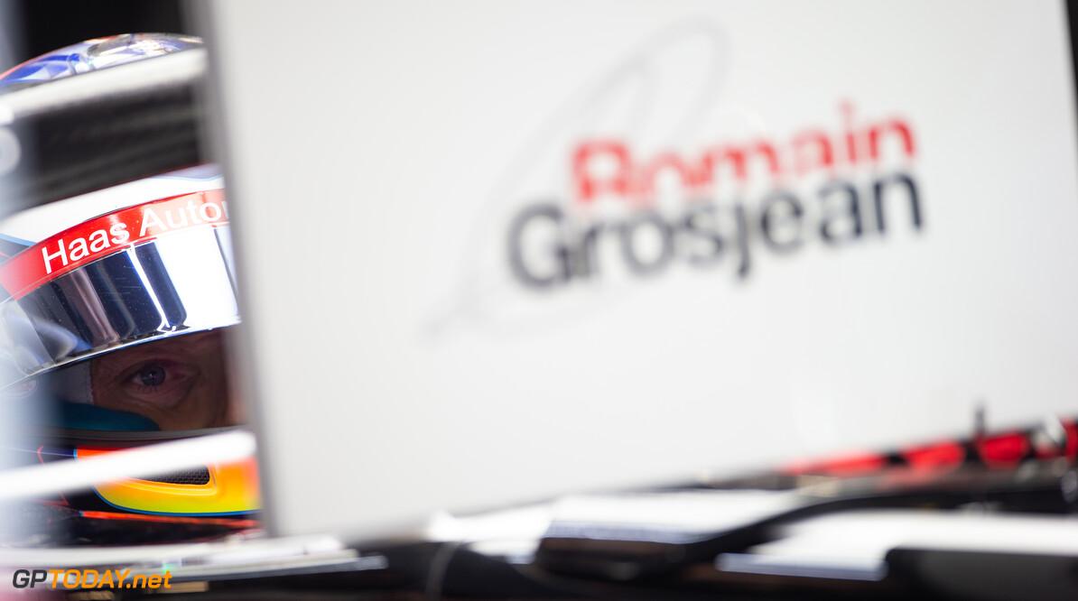 Grosjean admits online criticism from fans 'painful'