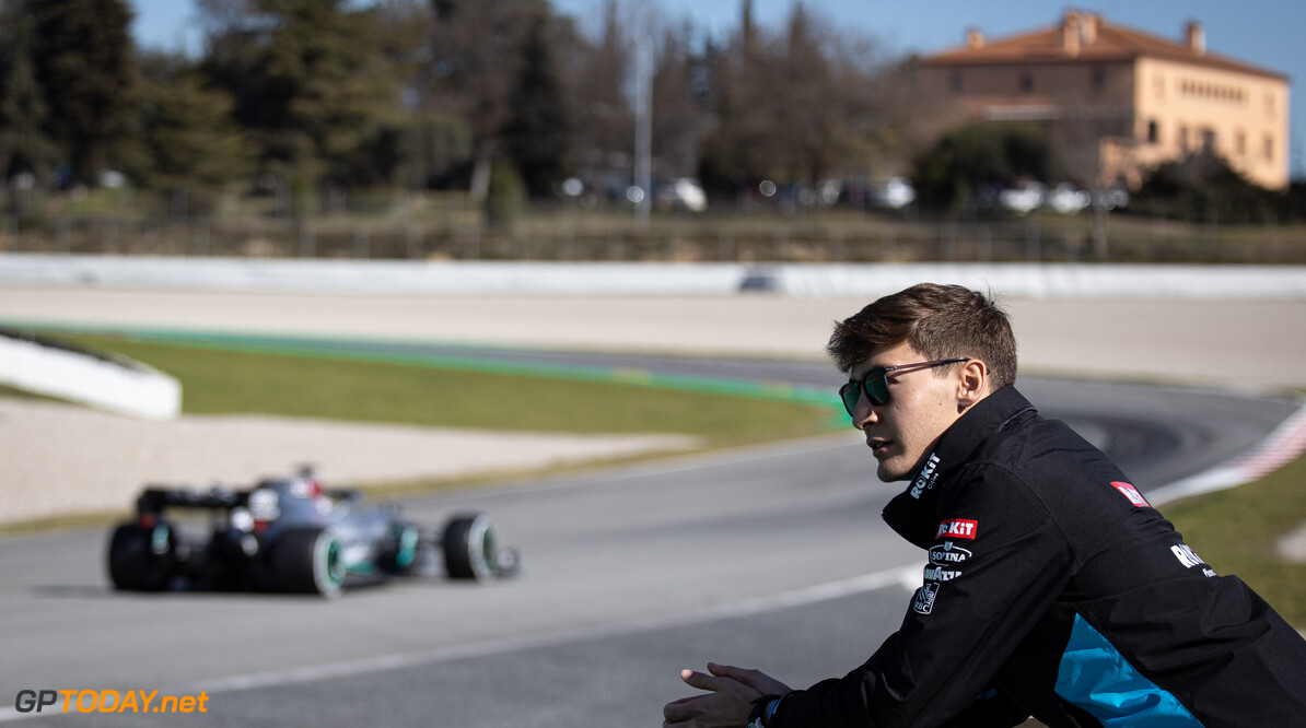 Russell: Great to see teams 'looking to the future' with driver line-ups