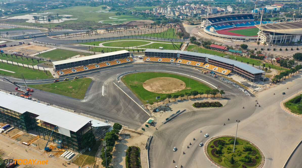 F1 confirms postponement of Bahrain, Vietnam rounds