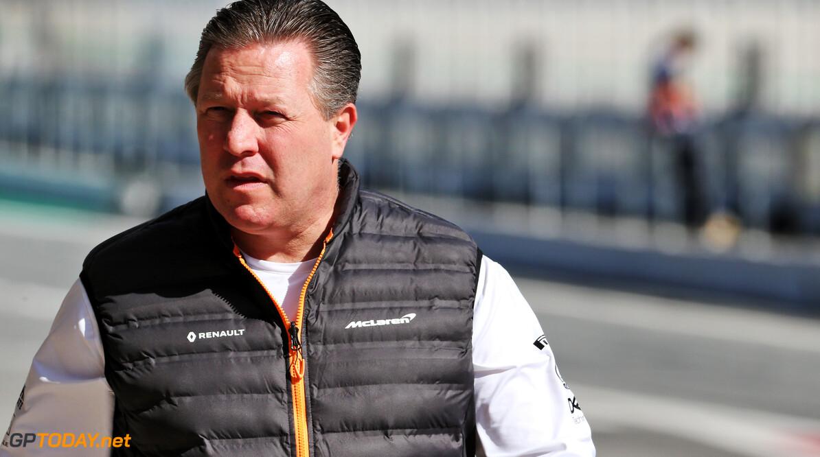 """Zak Brown boos op Racing Point: """"Ze zijn niet eerlijk geweest!"""""""