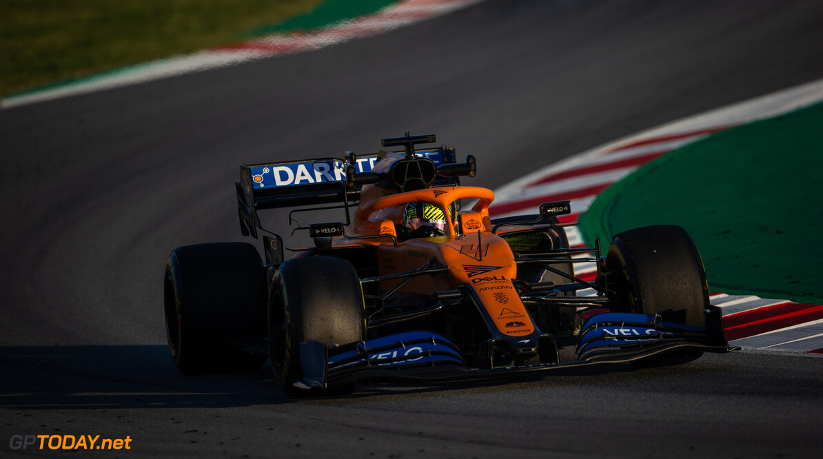 Norris: McLaren's weaknesses are obvious to the team