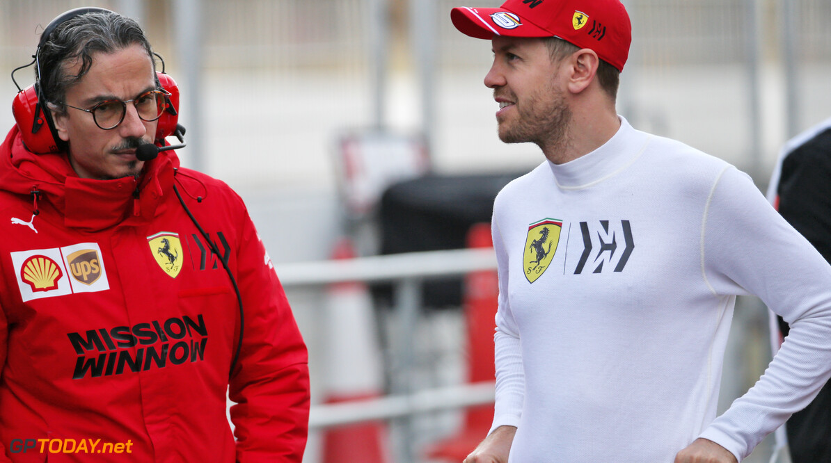 Massa: Lack of Ferrari titles 'not only related to Vettel'