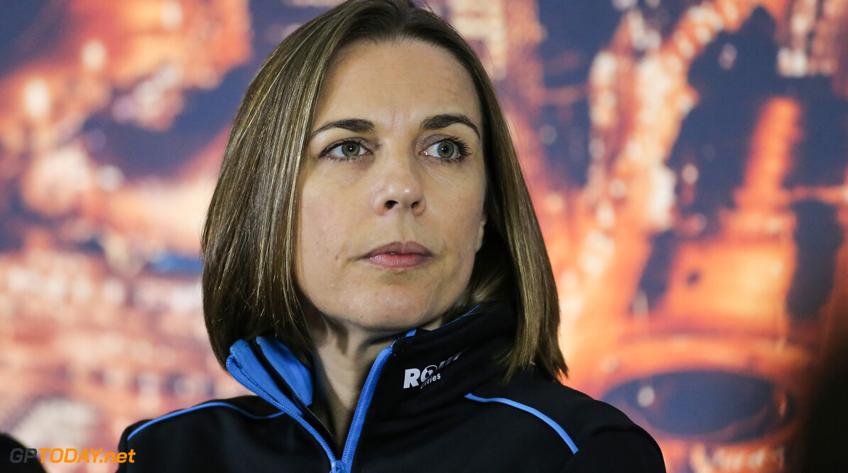 Claire Williams claimt sexisme achter teamkritiek