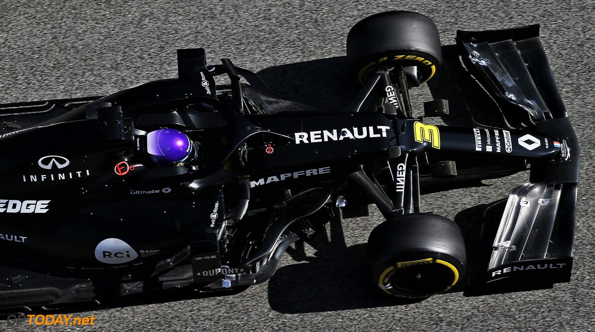 Renault presenteert woensdagochtend haar 2020 livery op de RS20