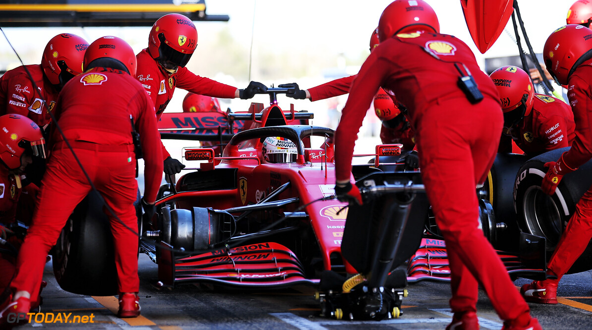 Ferrari: No change in plans for Melbourne attendance despite Italy coronavirus lockdown