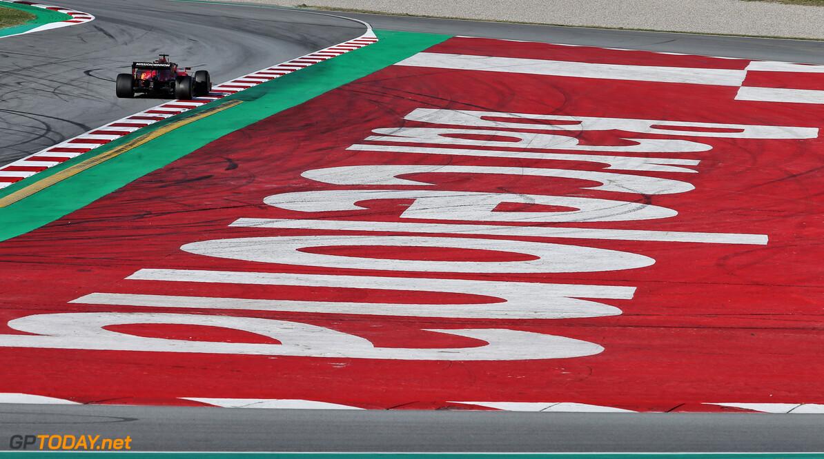 Circuit de Catalunya brengt nieuwe asfaltlaag aan in bocht 10