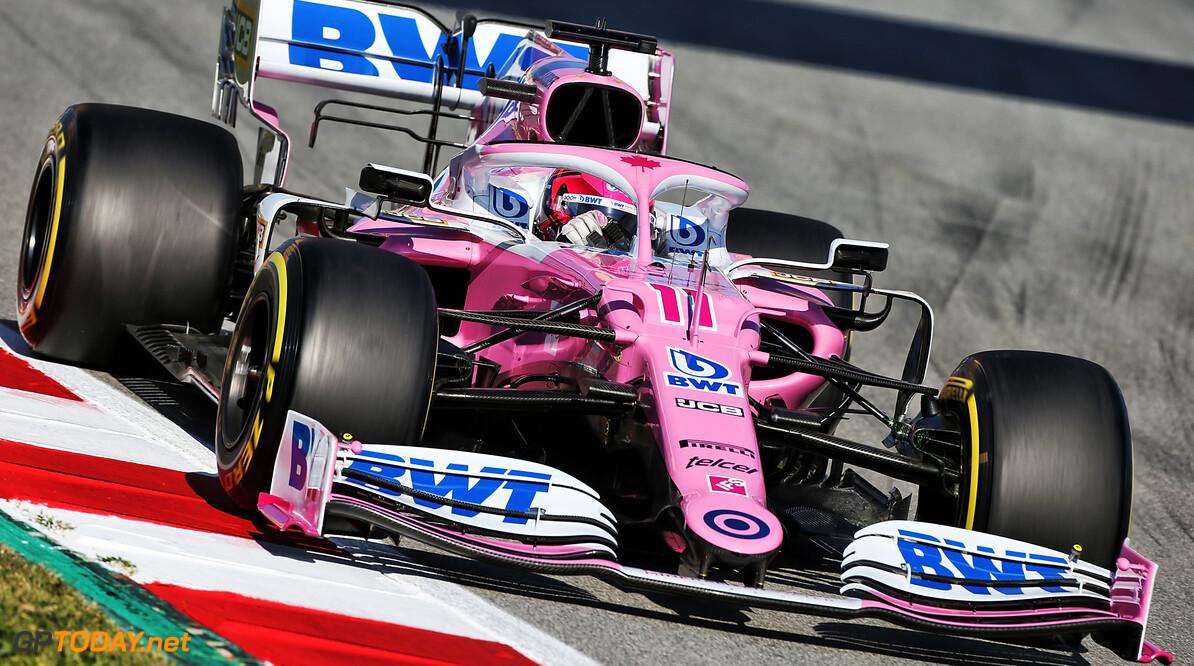 McLaren en Renault niet blij met 'roze' Mercedes