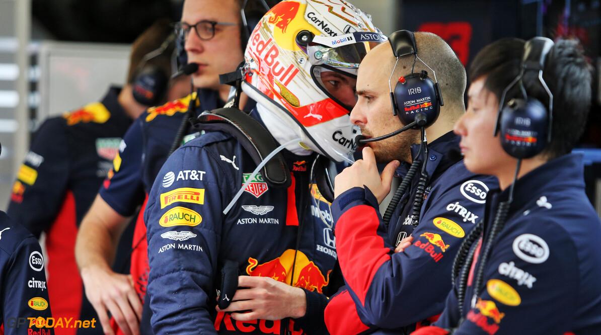 """Max Verstappen over DAS-systeem van RB16: """"Als ik me erger trek ik het stuur eruit, dan zien we of het werkt"""""""