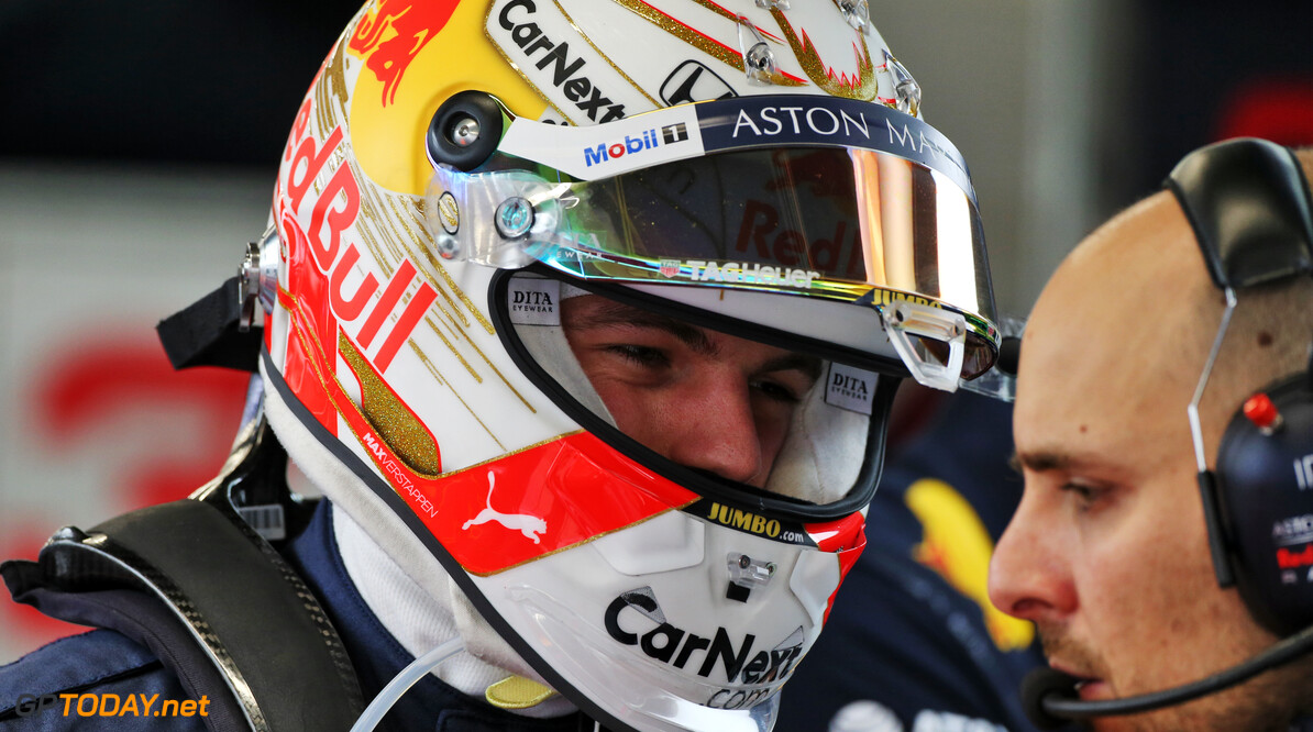 Verstappen expects new Zandvoort circuit to be 'a lot of fun'