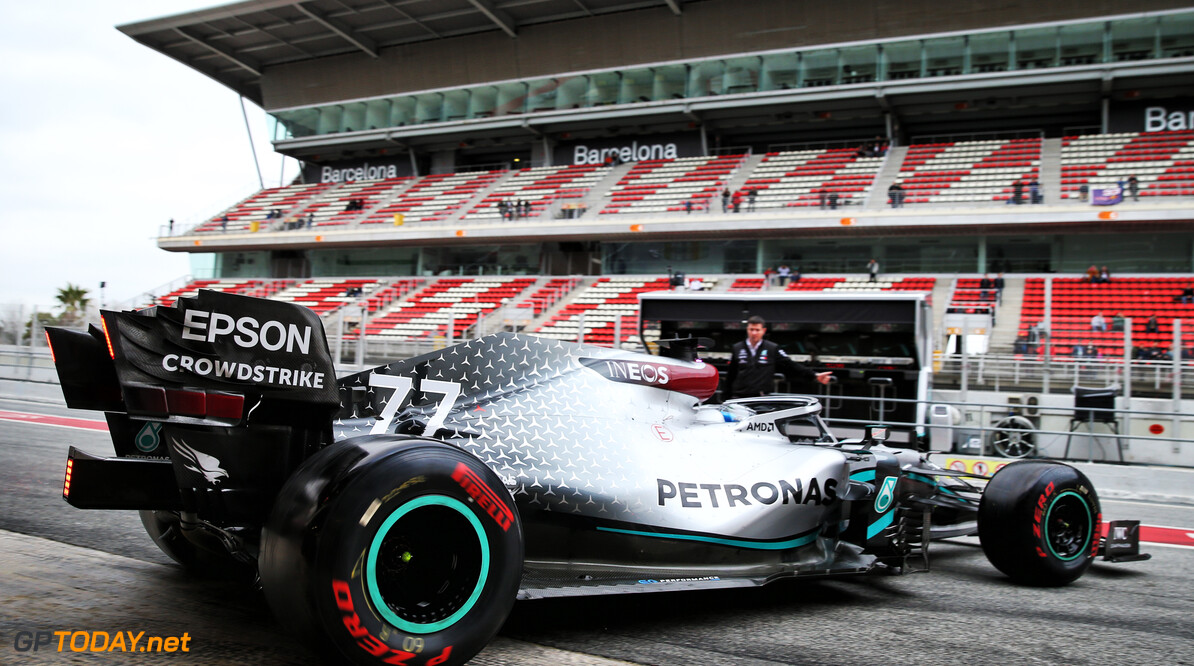 How Mercedes will handle the logistics challenge of F1 during the coronavirus pandemic
