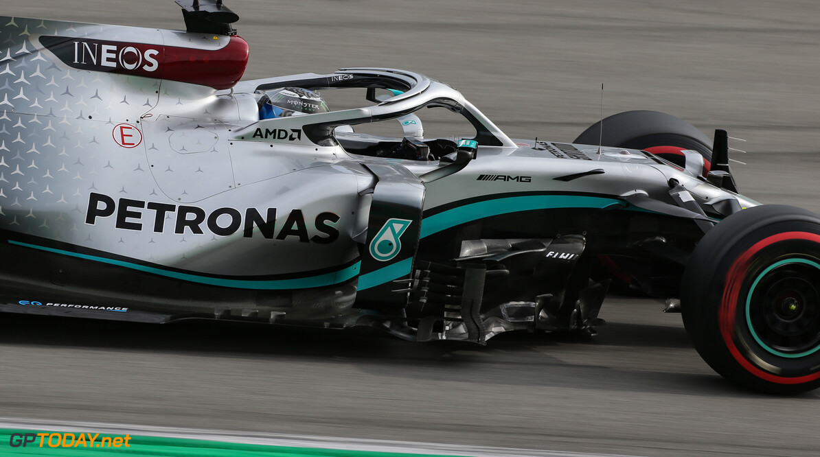 Bottas has been driving 'every week' since Melbourne