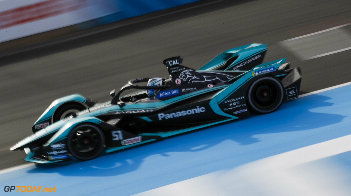 James Calado (GBR), Panasonic Jaguar Racing, Jaguar I-Type 4   Alastair Staley    action TS-Live