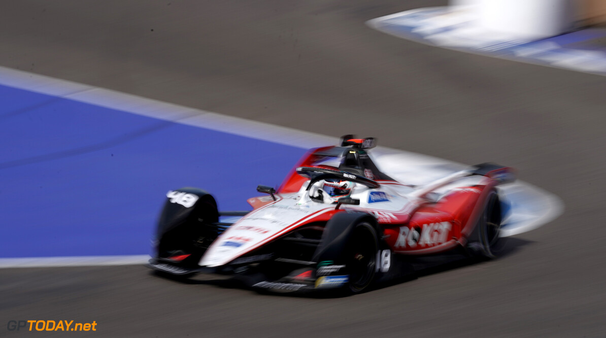 Edoardo Mortara (CHE) Venturi, EQ Silver Arrow 01       action TS-Live