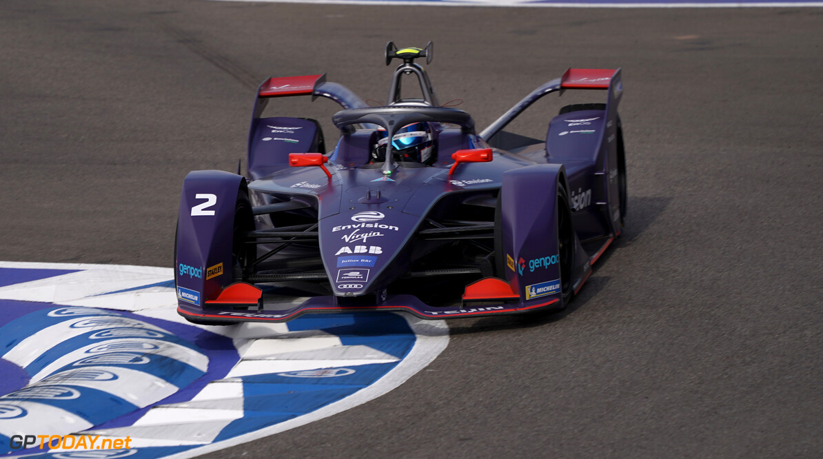 Sam Bird (GBR), Envision Virgin Racing, Audi e-tron FE06       action TS-Live