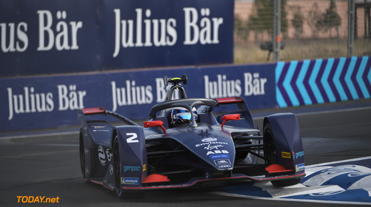 Sam Bird (GBR), Envision Virgin Racing, Audi e-tron FE06   Sam Bagnall    action TS-Live