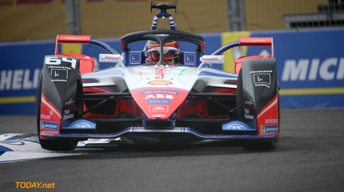 J?r?me d'Ambrosio (BEL), Mahindra Racing, M6Electro   Dom Romney    action TS-Live