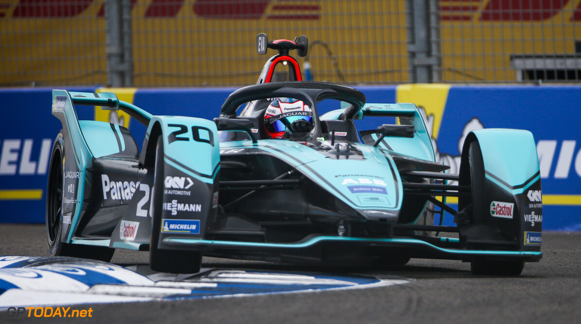 Mitch Evans (NZL), Panasonic Jaguar Racing, Jaguar I-Type 4   Dom Romney    action TS-Live