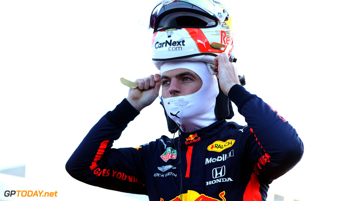 """Max Verstappen over nieuwe trainer Bradley: """"Geen ervaring in F1 maar dat is niet erg"""""""