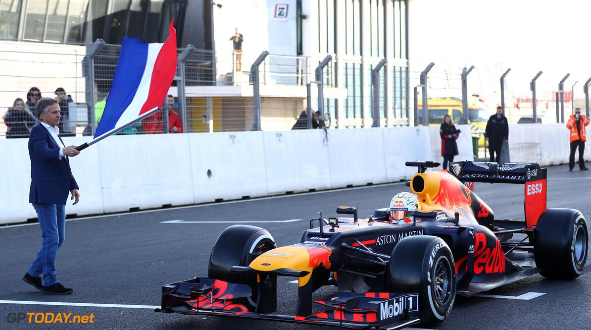 """Jan Lammers: """"Bizarre situatie, we hebben nog niets van de FIA gehoord"""""""