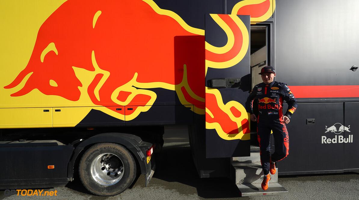 """Max Verstappen reageert op Ferrari-motor: """"Iedereen moet gelijke kans hebben"""""""