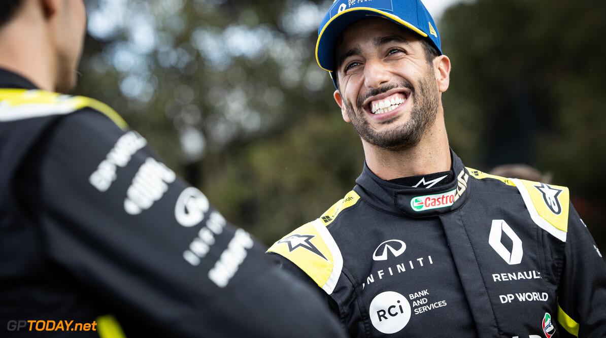 Coronavirus has shown how much I love F1 - Ricciardo