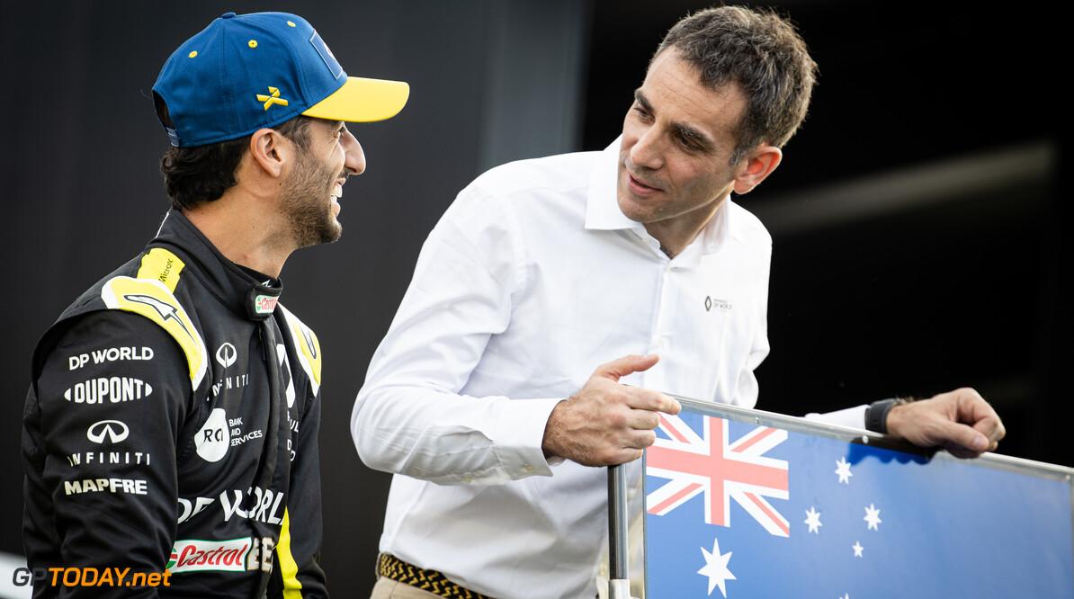 Abiteboul reveals 2020 season delay making Ricciardo's future 'difficult'