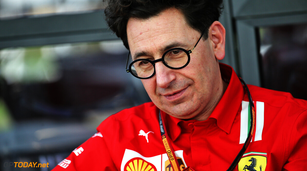 Binotto: Delaying 2021 regulations not an easy decision for Ferrari to make