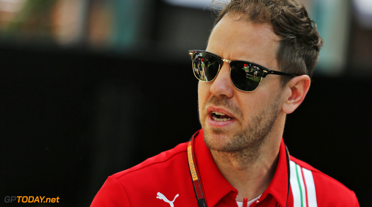 McLaren affirms Vettel was never an option for 2021