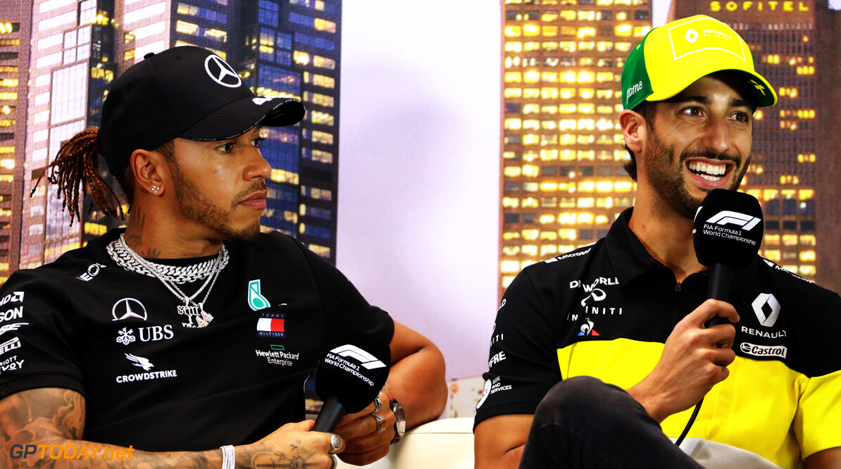 Hamilton: Melbourne cancellation was a 'shock to the system'
