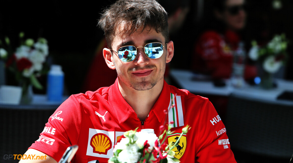 Leclerc set to take part in remake of French driving movie