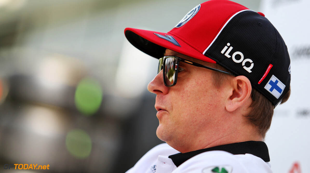 Kimi Raikkonen haalt plezier uit ontwikkeling van Alfa Romeo
