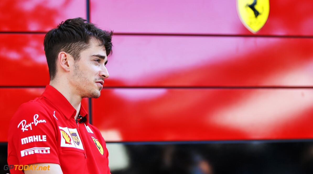 Ferrari geeft in 2021 alle steun en vormt team rondom Charles Leclerc