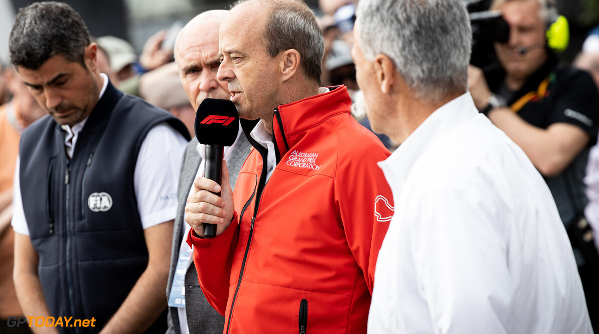 Australian GP organisers looking to reschedule cancelled race