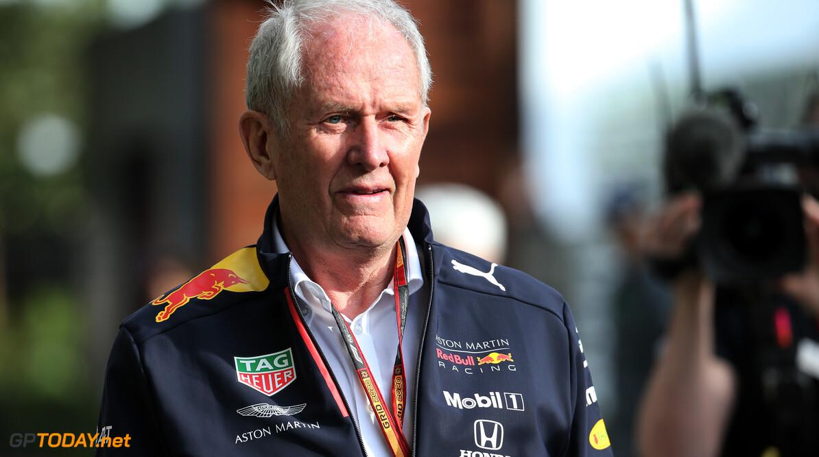 Cyril Abiteboul stuurde tekstberichten terug aan Helmut Marko na F1-test