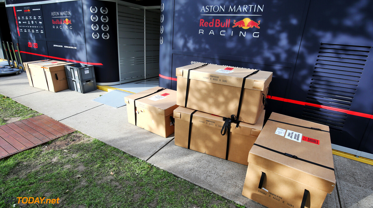 Red Bull Racing levert per dag voor 1000 beademingsapparaten aan onderdelen