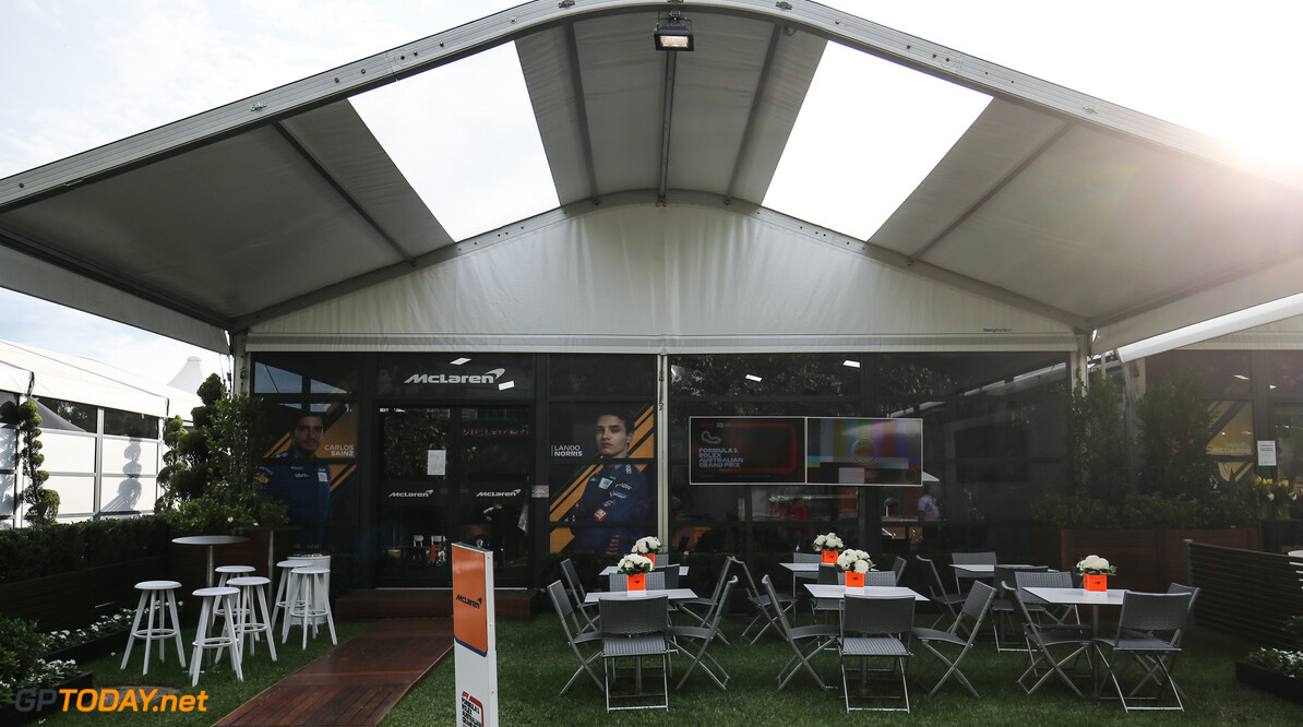 Seven McLaren team members isolated in Melbourne test negative for coronavirus