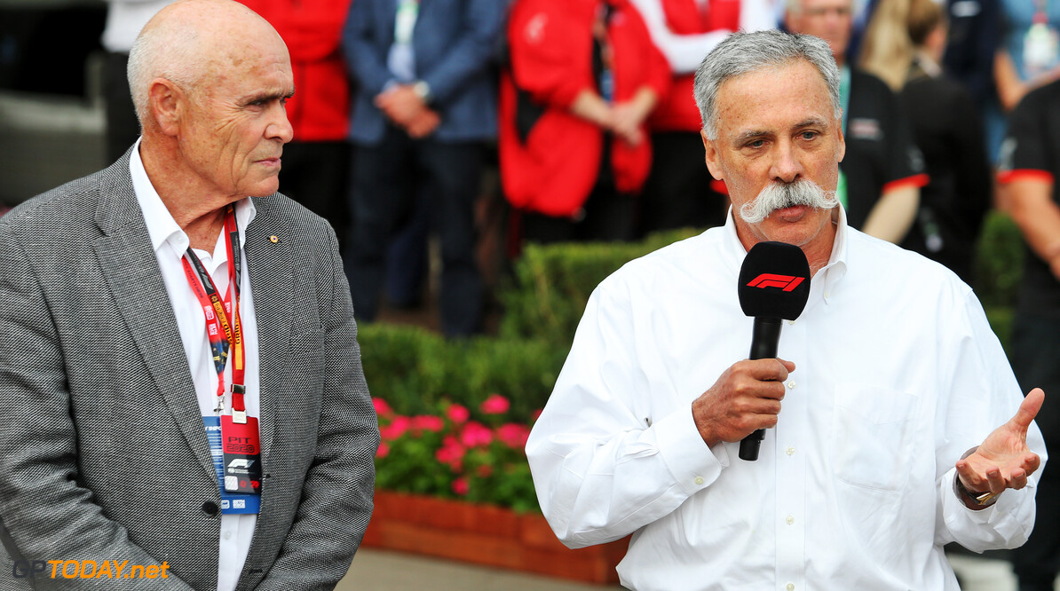 F1 to address future races in the coming days