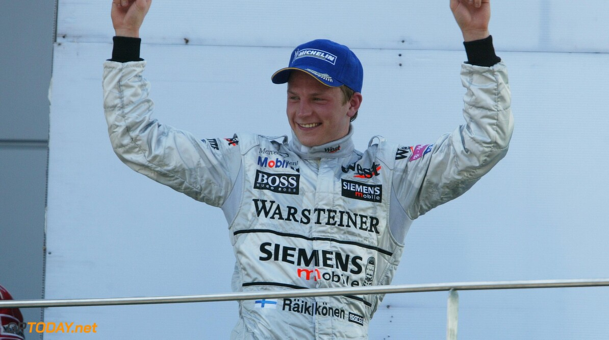 Malaysia 2003: Remembering Kimi Raikkonen's first grand prix victory