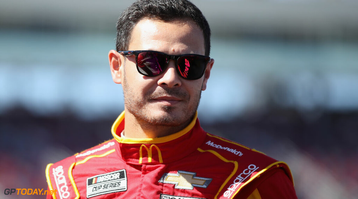 NASCAR suspends Larson following racial slur incident