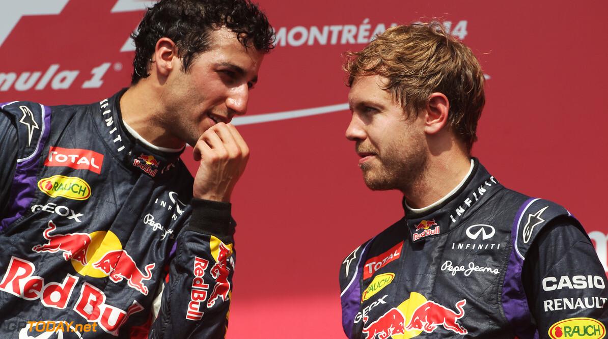 Brundle wonders if Vettel deliberately sabotaged his 2014 season