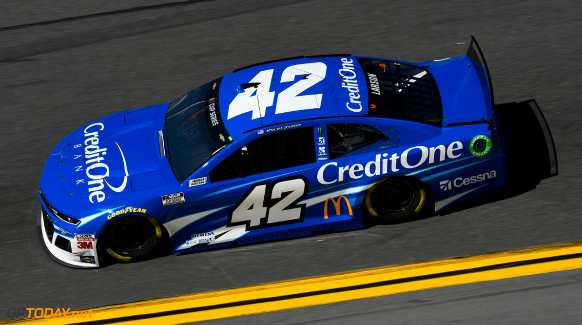Chip Ganassi Racing fires Kyle Larson for using racial slur