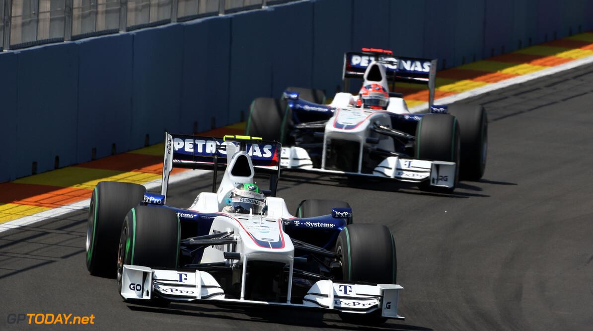 Heidfeld: Kubica felt BMW Sauber preferred me over him