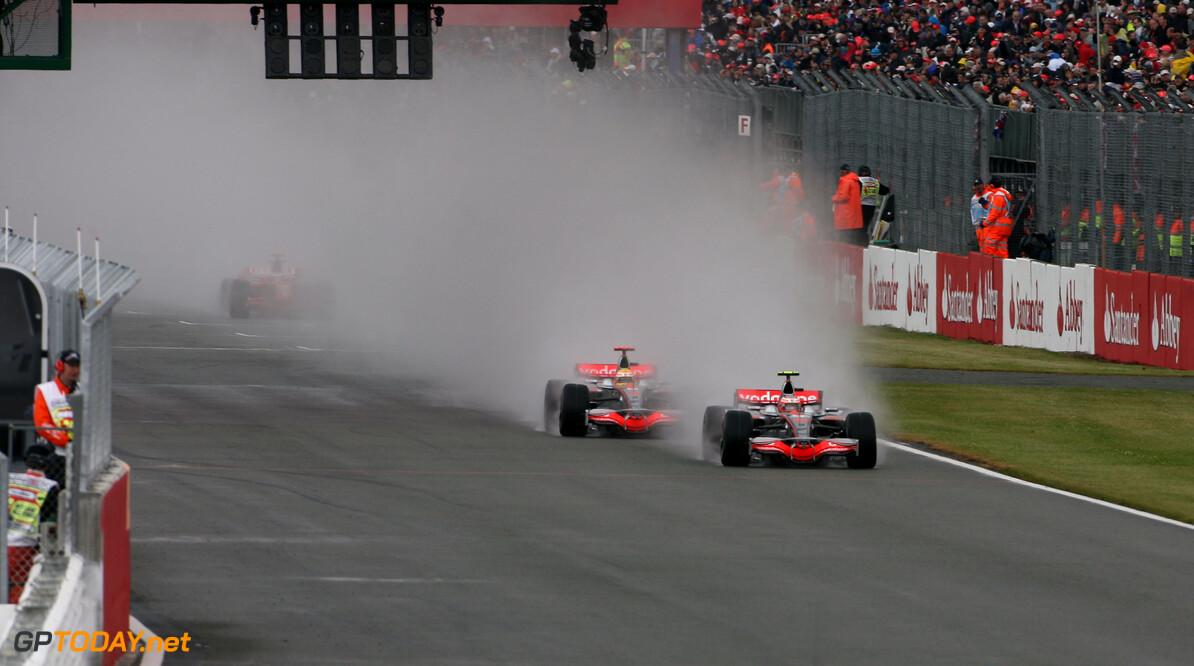 F1 to stream the 2008 British Grand Prix on Saturday