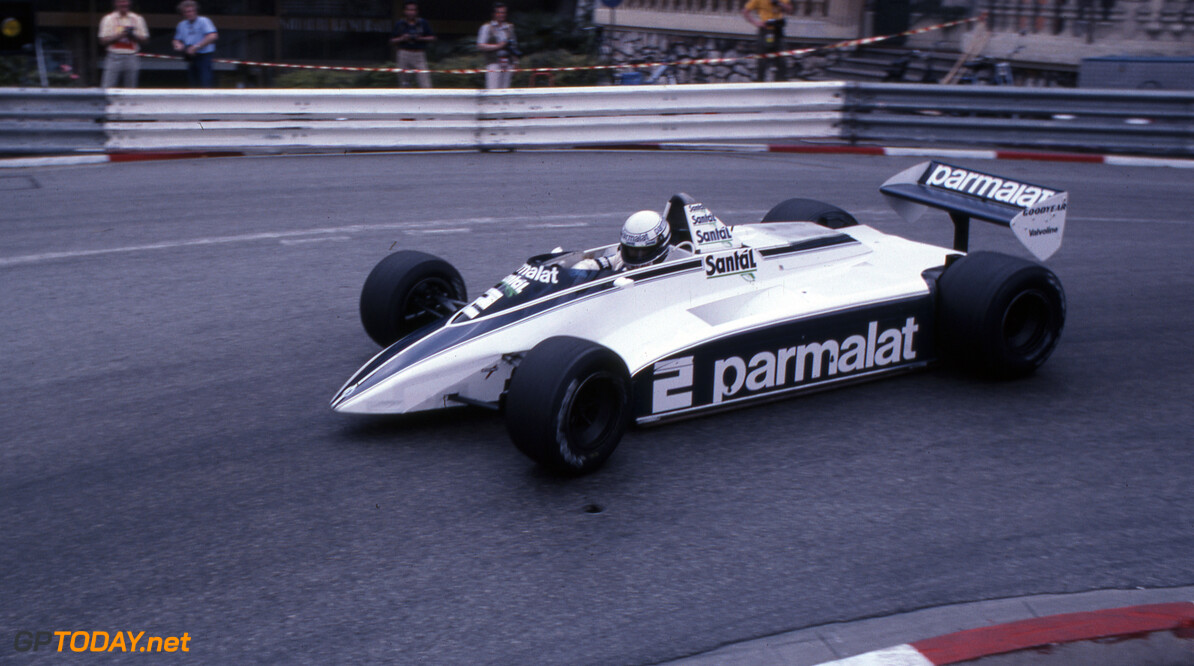 F1 to stream the 1982 Monaco Grand Prix on Wednesday