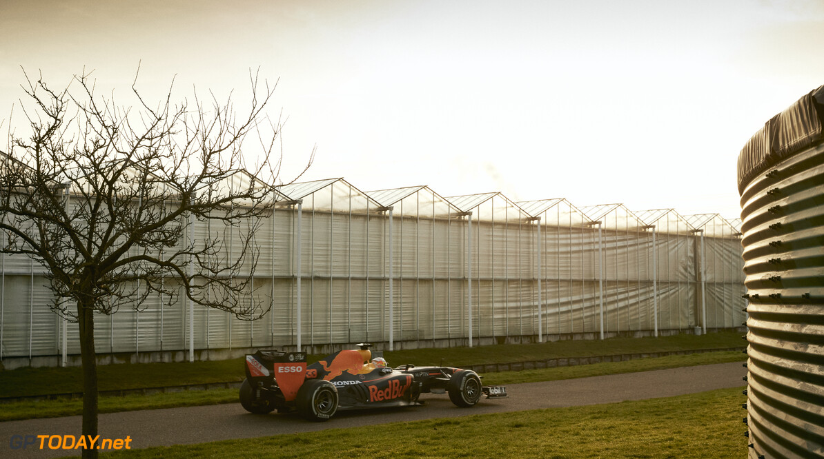 Max Verstappen performs during The Dutch Road Trip in Naaldwijk, Netherlands on January 26, 2020 // Rob Smalley / Red Bull Content Pool // AP-23W2NCSGH1W11 // Usage for editorial use only //  Max Verstappen     AP-23W2NCSGH1W11