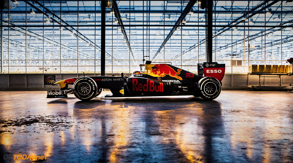 Max Verstappen performs during The Dutch Road Trip in Naaldwijk, Netherlands on January 26, 2020 // Rutger Pauw / Red Bull Content Pool // AP-23Q7F5QSS1W11 // Usage for editorial use only //  Max Verstappen     AP-23Q7F5QSS1W11