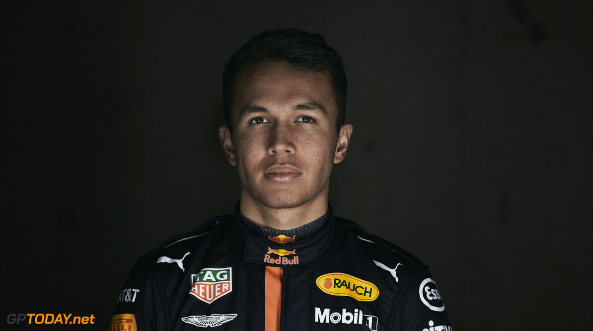 Alexander Albon seen during The Dutch Road Trip at the Zandvoort circuit in Zandvoort, Netherlands on January 28, 2020 // Rob Smalley / Red Bull Content Pool // AP-23VF59QNN2111 // Usage for editorial use only //  Alexander Albon     AP-23VF59QNN2111