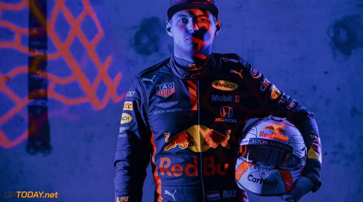 Max Verstappen seen during The Dutch Road Trip at Zandvoort circuit in Zandvoort, Netherlands on January 28, 2020 // Rutger Pauw / Red Bull Content Pool // AP-23Q7FC3ES1W11 // Usage for editorial use only //  Max Verstappen     AP-23Q7FC3ES1W11