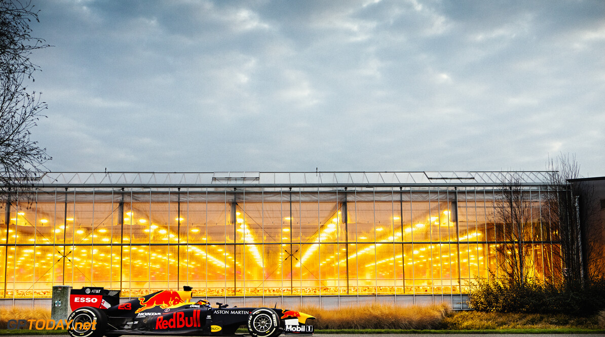 Max Verstappen performs during The Dutch Road Trip in Naaldwijk, Netherlands on January 26, 2020 // Rutger Pauw / Red Bull Content Pool // AP-23Q7HRC691W11 // Usage for editorial use only //  Max Verstappen     AP-23Q7HRC691W11