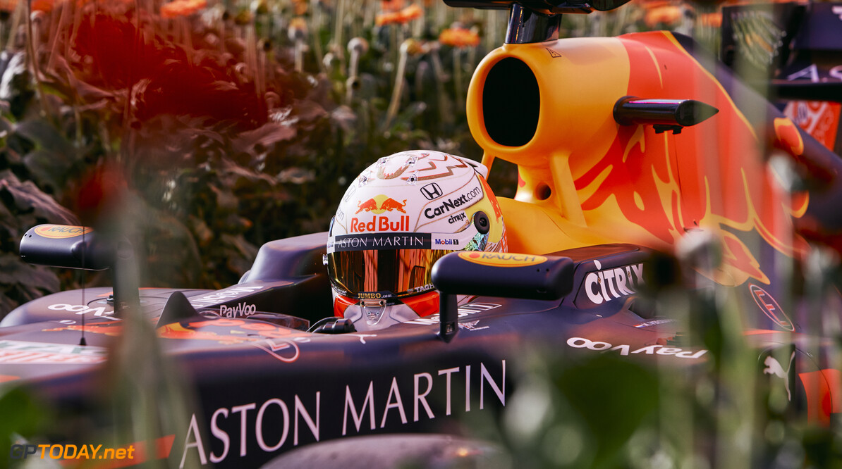 Max Verstappen performs during The Dutch Road Trip in Naaldwijk, Netherlands on January 26, 2020 // Rob Smalley / Red Bull Content Pool // AP-23W2NCPAN1W11 // Usage for editorial use only //  Max Verstappen     AP-23W2NCPAN1W11